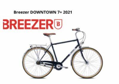 BREEZER Downtown 7+ _ _ _ 779 Euro